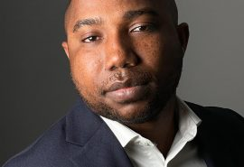 Raphael Abayateye, MPH headshot